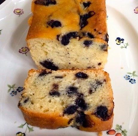 Gluten-Free Blueberry Pound Cake Simply 123 Allergy Free