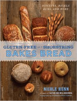 Gluten Free on a Shoestring Bakes Bread Nicole Hunn