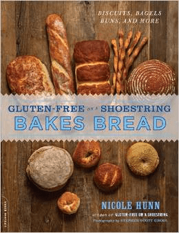 Gluten Free on a Shoestring Bakes Bread Nicole Hunn