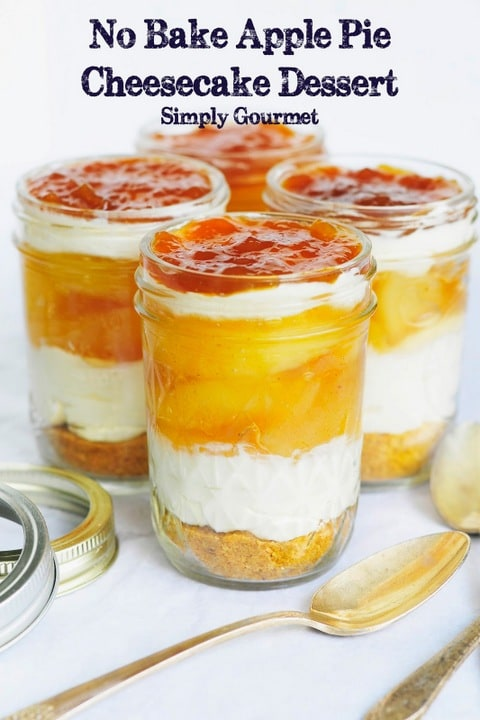 No-Bake-Apple-Pie-Cheesecake-Dessert-Simply-Gourmet