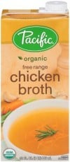 Pacific Foods Organic Chicken Broth