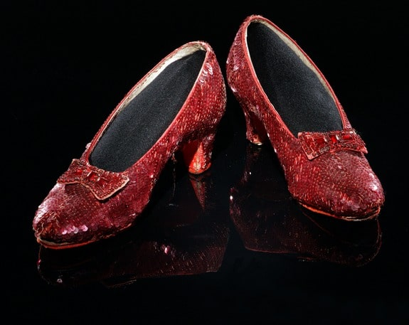 Ruby Slippers Smithsonian