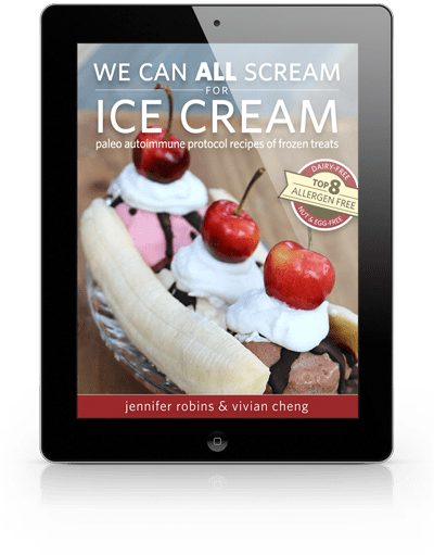 We Can All Scream for Ice Cream Jennifer Robins Vivian Cheng