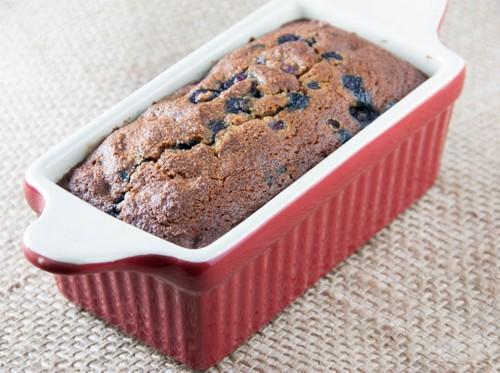 Blueberry Breakfast Bread Tasty Eats At Home