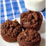 GFW: Chocolate Chocolate Chunk Zucchini Muffins, Vanilla Chocolate Chip Yogurt Pops & Overnight Oats (2 Kinds)