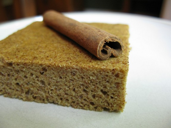 "Nut-Free Paleo Cinnamon ""French Toast"" Flatbread from The Paleo Mom"