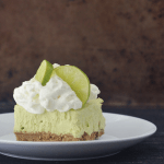 Gluten-Free Key Lime Cheesecake Bars. Cara (Fork and Beans) combines two favorites--cheesecake and key lime--in this decadent gluten-free and vegan recipe. (Photo from Kristina Sloggett of Spabettie.)