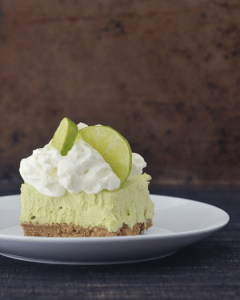 Key Lime Cheesecake Bars from Fork and Beans Photo by Spabettie