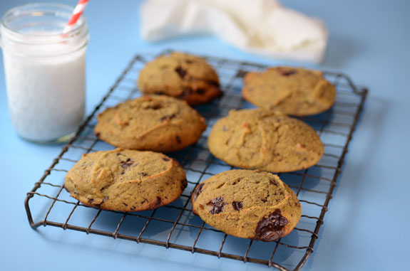 Gluten-Free Nut-Free Paleo Chocolate Chip Scones from Elana's Pantry