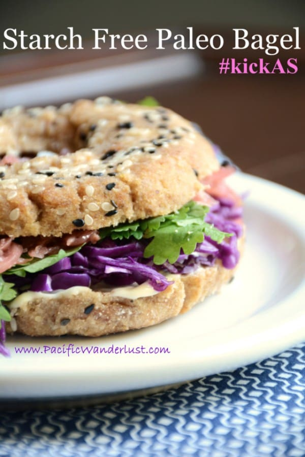 Paleo Vegan Bagel from Forest and Fauna