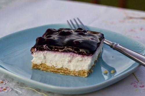 Blueberry Lemon Dream Cake Hope's Kitchen
