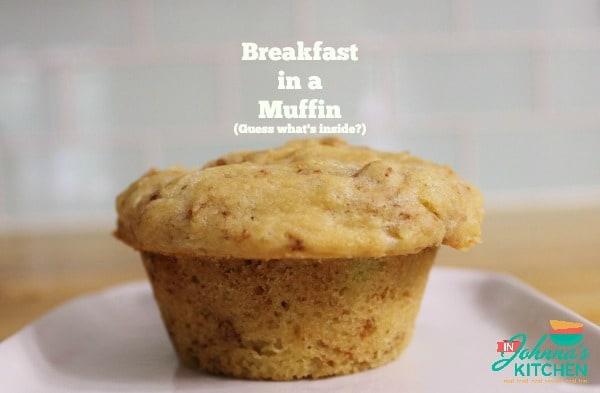 Breakfast Muffin In Johnna's Kitchen