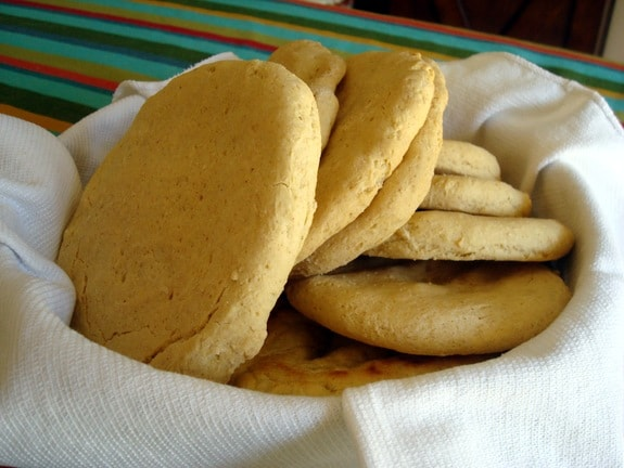 Easy Gluten-Free Hummus Pitas ChaCha's Gluten-Free Kitchen