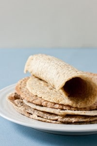 Gluten-Free 5-Minute Pan Bread Edible Perspective