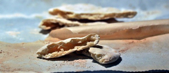Gluten-Free Flatbread from GF Jules