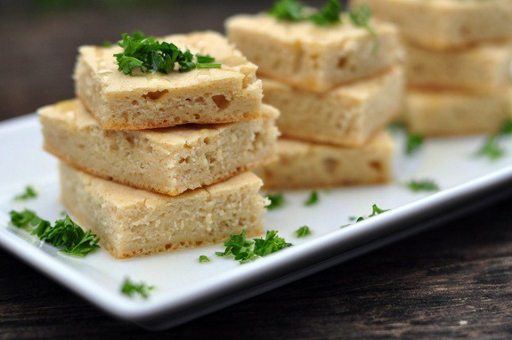 Gluten-Free Flatbread Made from Soaked Grains Nourishing Meals