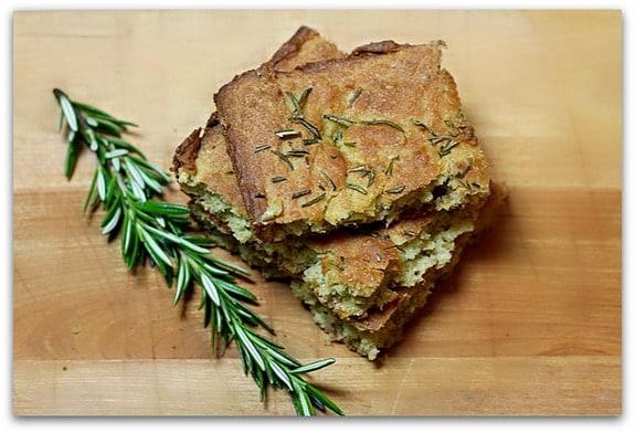Gluten-Free Focaccia Delectably Free