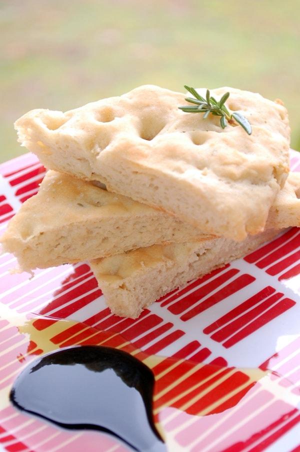 Gluten-Free Focaccia Free Eats