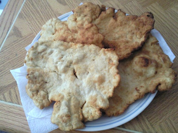 Gluten-Free Fry Bread from Live Free, Gluten Free