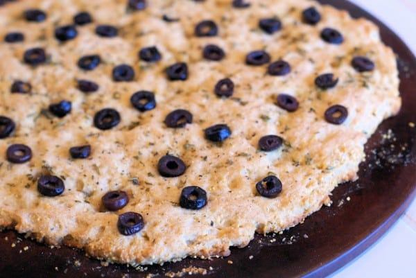Gluten-Free Kalamata Olive and Rosemary Focaccia Sarah Bakes Gluten-Free Treats