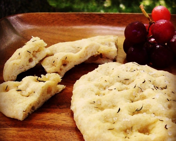 Gluten-Free Microwave Instant Flatbread Free Range Cookies