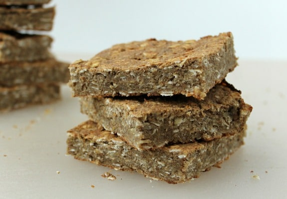 Grab and Go Breakfast Bars Allergy-Free Test Kitchen