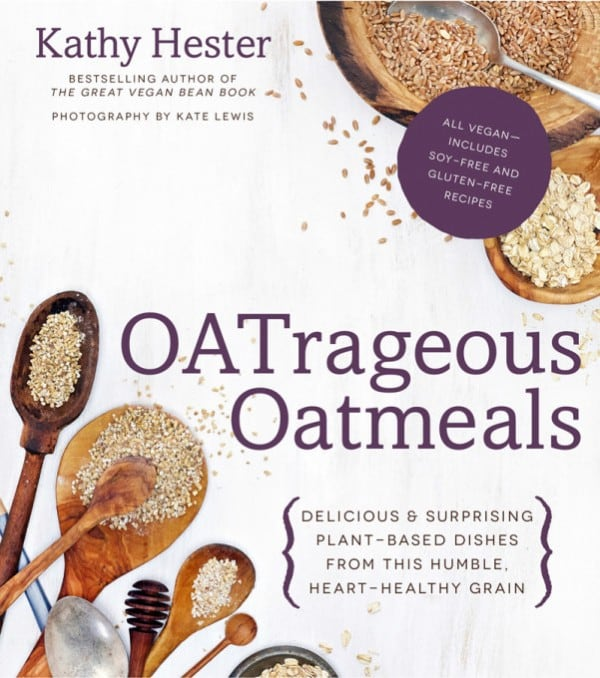 OATrageous Oatmeals Cover Kathy Hester