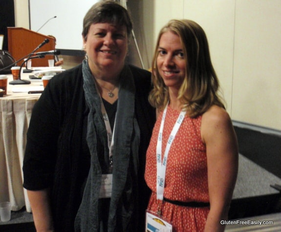 Me and My Dear Friend Alisa Fleming (of Go Dairy Free and Allergic Living)