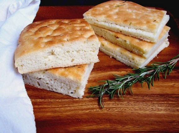 Thick-and-Thin Gluten-Free Focaccia Free Range Cookies