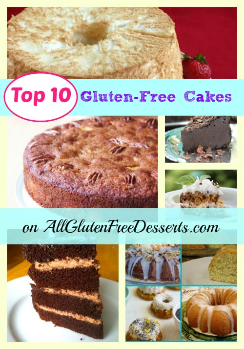 Top 10 Gluten-Free Cakes  AllGlutenFreeDesserts.com