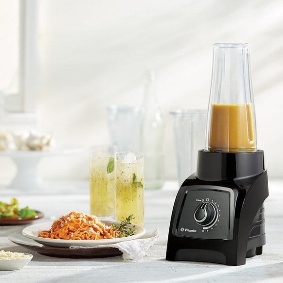 Vitamix S30 Black Personal Blender Inverted Container