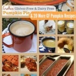 Over 20 Pumpkin Recipes on GFE ~ Something Delicious for Everyone Living Gluten Free!