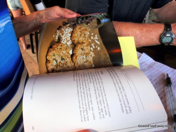 Colossal Cookies in Sweet & Simple Gluten-Free Baking by Chrystal Carver