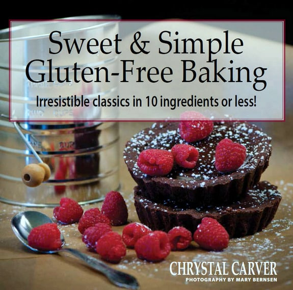 Sweet and Simple Gluten-Free Baking Chrystal Carver Cover