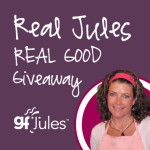 Real Jules, Real Good Giveaway & Free Gluten-Free Holiday eBook