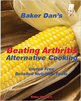 Beating Arthritis Alternative Cooking Baker Dan