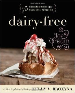 Dairy-Free Ice Cream Kelly Brozyna