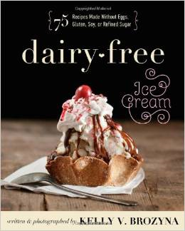 Dairy-Free Ice Cream Kelly Brozyna
