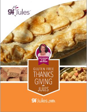 GF Jules Gluten-Free Thanksgiving Ebook