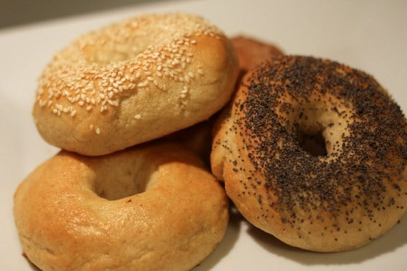 Gluten-Free Dairy-Free Bagels No Gluten No Problem