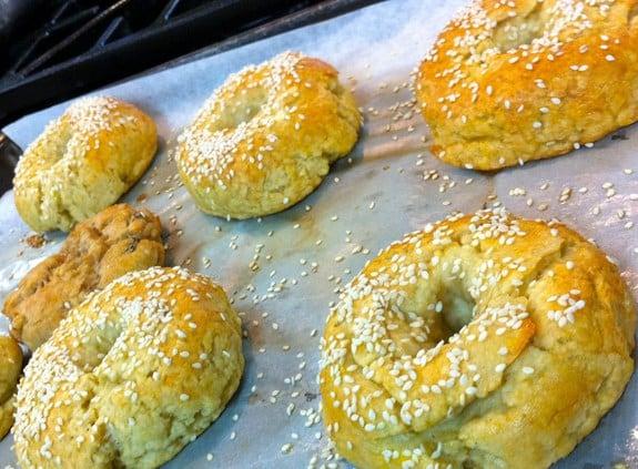 Gluten-Free Dairy-Free Bagels Students Free Range Cookies