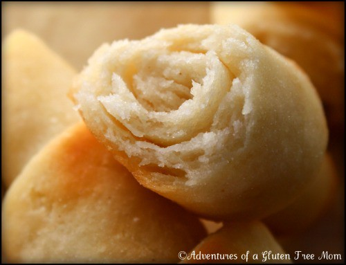 Gluten-Free Dairy-Free Egg-Free Crescent Rolls Adventures of a Gluten-Free Mom