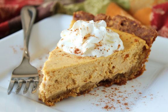 Gluten-Free Low Fructose Pumpkin Cheesecake Delicious As It Looks