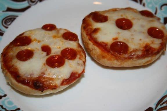 Gluten-Free Pizza Bagel Bites Adventures of a Gluten-Free Mom