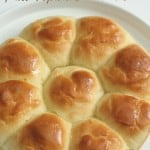 Gluten-Free Pull-Apart Dinner Rolls. You thought such rolls were out of the picture when you went gluten free. But Michelle of My Gluten-Free Kitchen proves they are not. Don't you wish you could reach through the screen? [featured on GlutenFreeEasily.com] (photo)