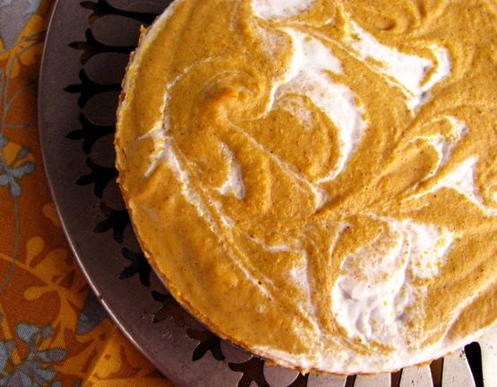 Gluten-Free Pumpkin Cheesecake Brittany Angell Dairy Free Sugar Free Paleo Vegan