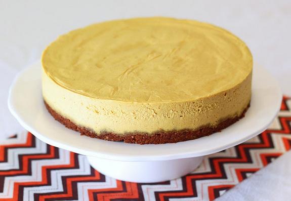Gluten-Free Vegan Pumpkin Cheesecake Sarah Bakes Gluten-Free Treats
