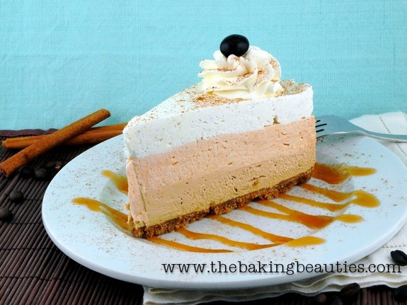 Gluten-Free Pumpkin Latte Cheesecake The Baking Beauties