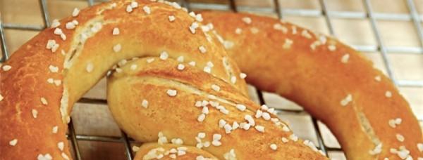 Gluten-Free Soft Pretzels GF Jules