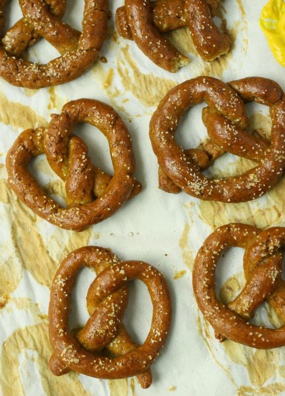 Gluten-Free Soft Pretzels No Gluten No Problem